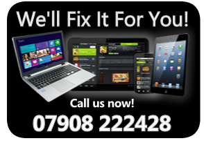 We'll Fix It For You!